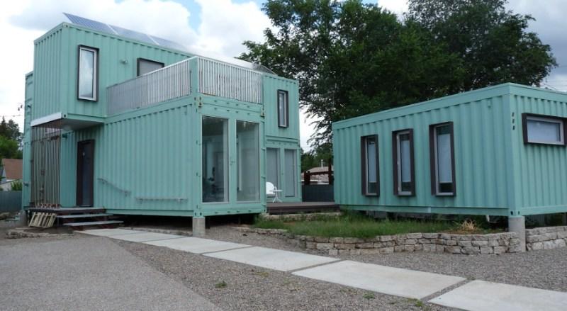 Casas Modernas - Containers