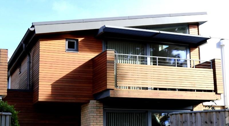 Casas Modernas - Com Madeira