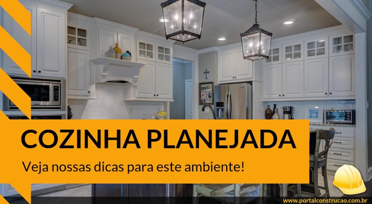 Cozinha Planejada - Dicas