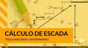 Cálculo de Escada