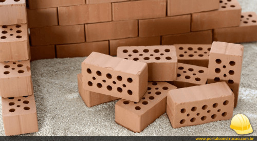 quantos tijolos por metro quadrado